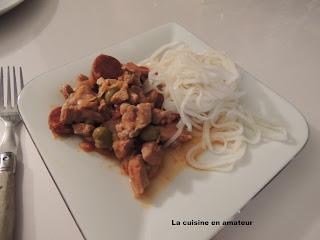 http://recettes.de/saute-de-dinde-au-chorizo-au-cookeo