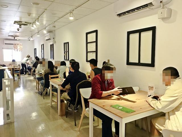 Al revés 顛倒餐廳~台北西門町葷素義式餐廳