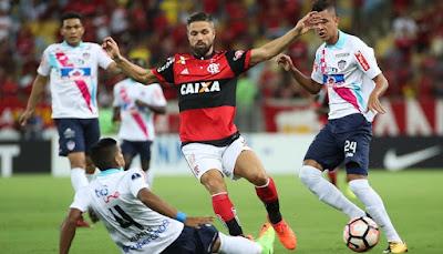 Horário de Flamengo x Junior disputam a vaga para a Copa Sul-Americana - 30/11/2017