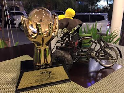 Kabupaten Batang Peraih Bidang Keterbukaan Informasi Publik dari Government Award SINDO Weekly