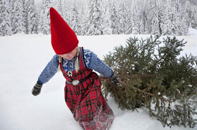 christmas wish photographer Per Breiehagen