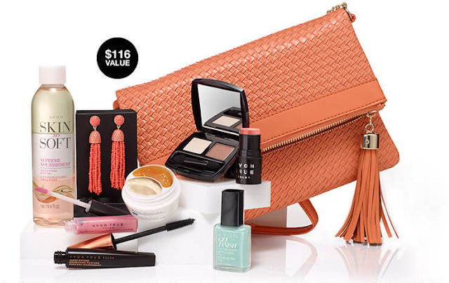 Avon End of Winter giveaway #ad #AvonRep