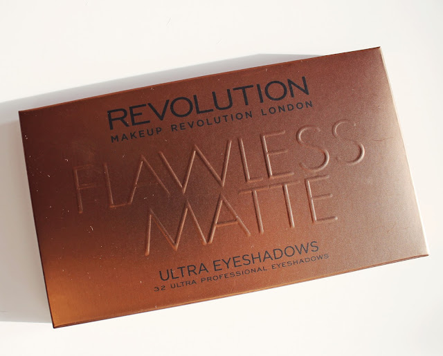 MAKEUP REVOLUTION: flawless matte