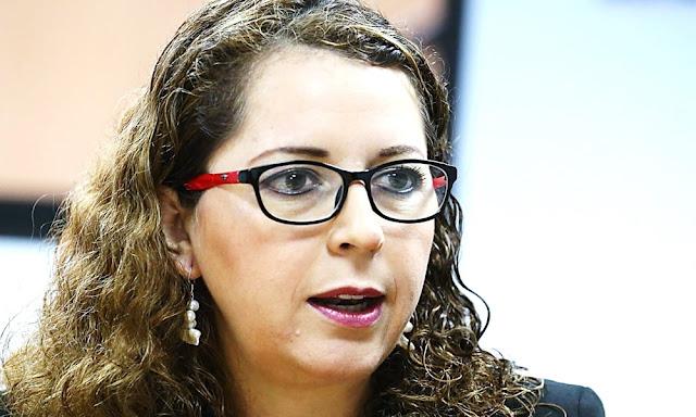 Congresista Rosa Bartra