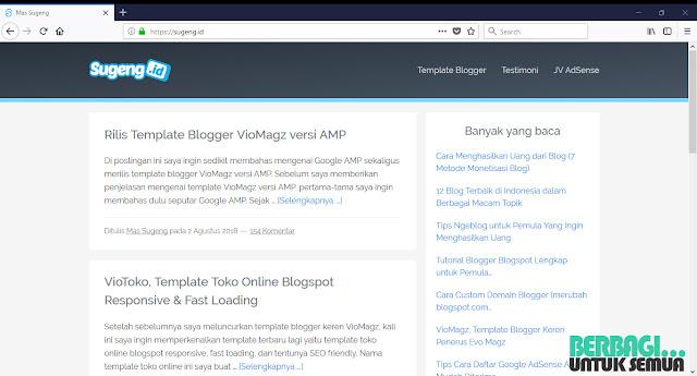 10 Terbaik Blogger Terbaik di Indonesia 2018