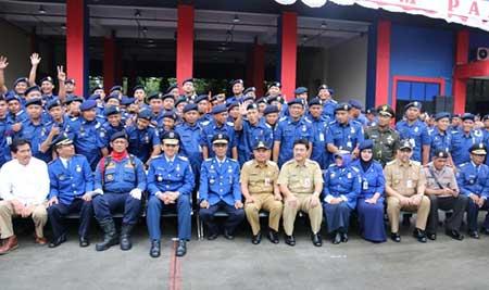 Alamat & Nomor Telepon Call Center Kantor Pemadam Kebakaran Jakarta Pusat