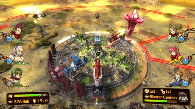Aegis of Earth: Protonovus Assault PC Full