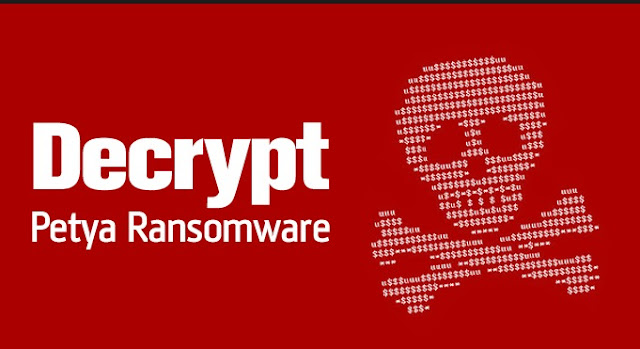 Petya Creator Gives Out Master Decryption Key For All The  Versions Of The Ransomware