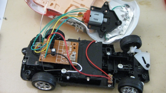 Rc Bunker  Inside A Cheapo Toy Grade Rc Car