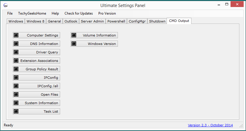 Ultimate Settings Panel Released 4