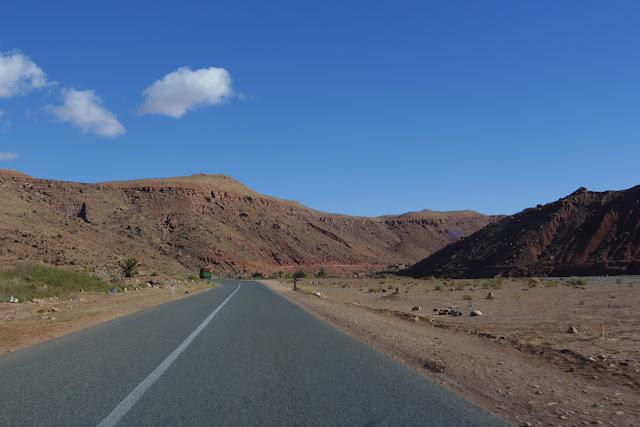 Carreteras del sur de Marruecos