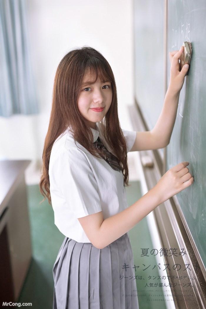 Image School-girls-by-Ronnie-MrCong.com-049 in post Những cô nàng nữ sinh xinh đẹp mê mẩn người xem chụp bởi Ronnie (96 ảnh)