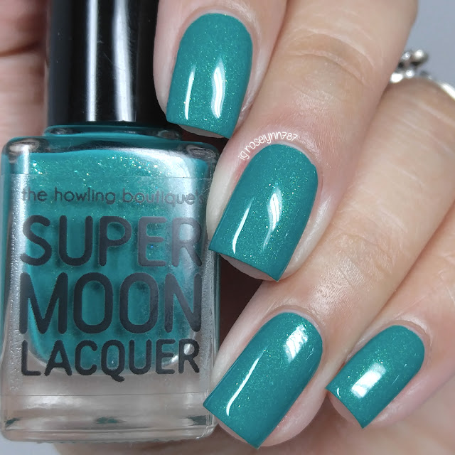 Super Moon Lacquer - The Kinda Guy I'd Stalk in School