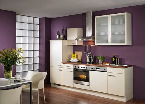 Tips Membuat Dapur Mungil Terlihat Lebih Luas
