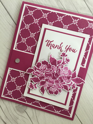 Visit my blog to see a collection of Fresh Florals cards