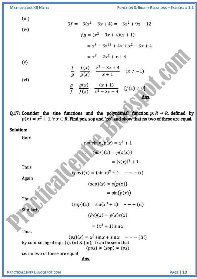 exercise-1-1-solved-questions-answers-function-and-binary-relations-mathematics-xii