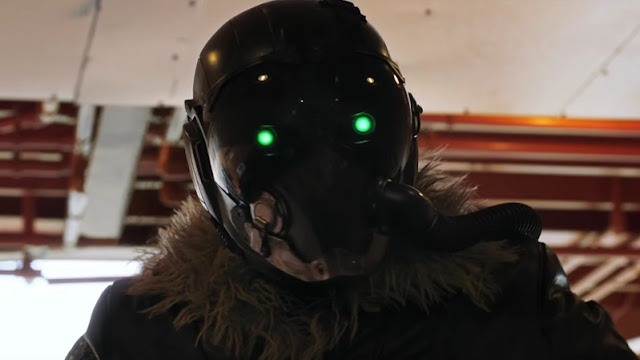 The Vulture akan menjadi musuh utama di film  Vulture, Musuh Utama di Film Spider-Man Homecoming