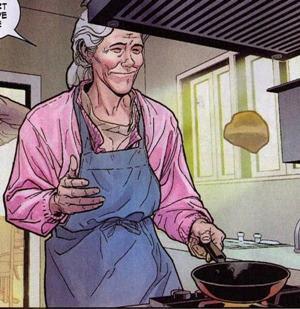 aunt may 5 Karakter Orang Tua paling Keren dalam Komik DC dan Marvel