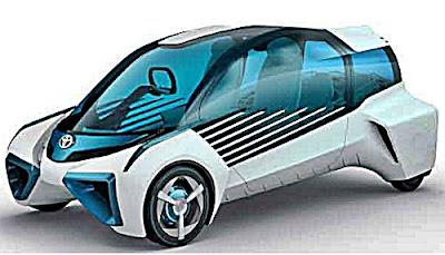 2017 Toyota FCV Plus Concept Specs Price Release Date