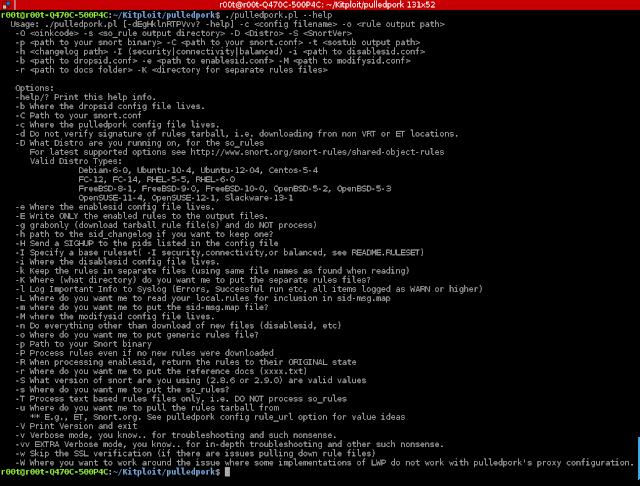 Suricata 3 1 – Open Source IDS / IPS / NSM engine – Tirate un ping