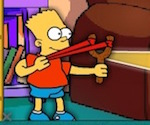 The Simpsons Slingshot