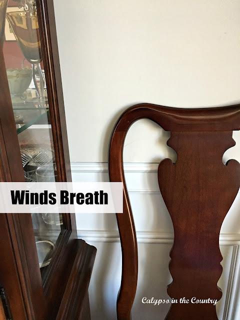 Winds Breath Benjamin Moore