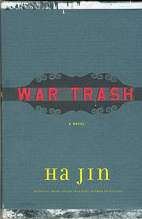 WAR TRASH - BOOK COVER