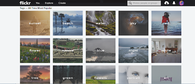 Begini Cara Mencari Video Bebas Royalti di Flickr