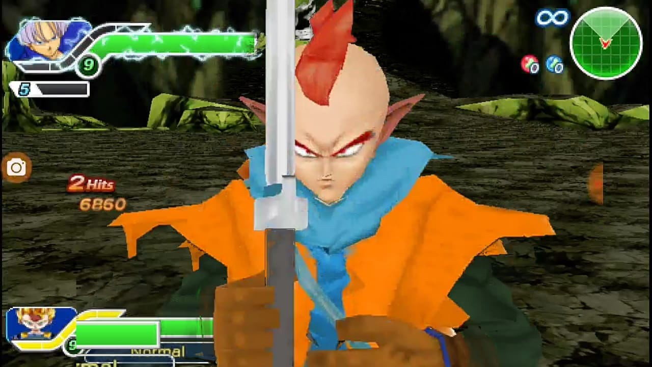 3D Games for Android - Dragon Ball Z game download