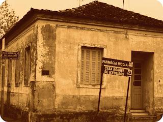 Casa de Borges Medeiros, em Caçapava do Sul