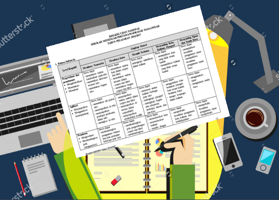 RPP Kelas 4 Kurikulum 2013 Semester Dua Revisi Tahun 2016 Lengkap