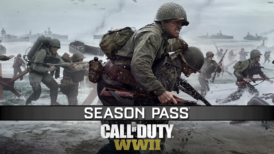 call of duty wwii season pass the resistance dlc