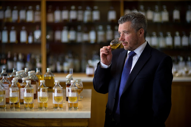 Sandy Hyslop, Director of Blending, Royal Salute