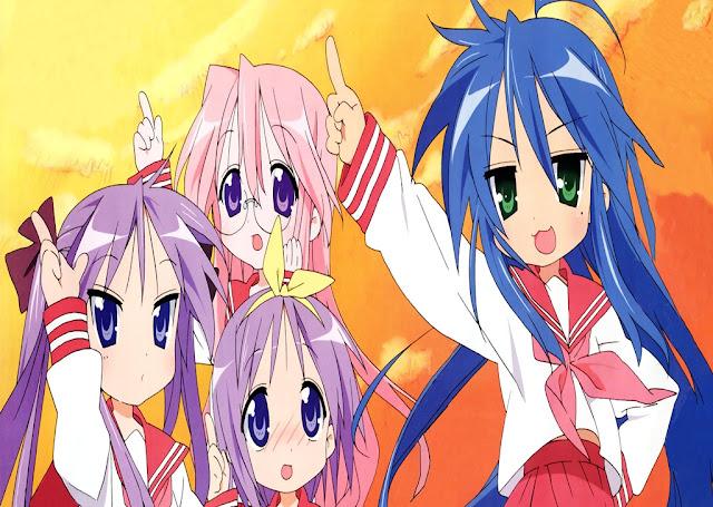Que es el moe en el anime japones