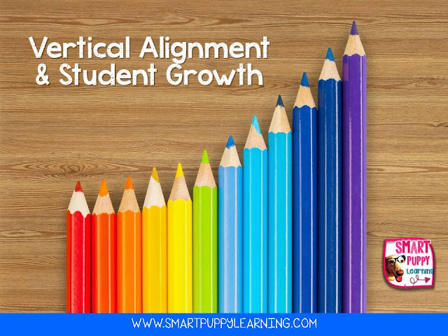 how vertical alignment impacts student growth
