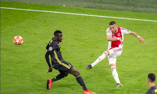 Ajax vs Juventus 1-1 Highlights