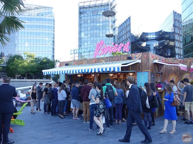Ceru at London Riviera: where you can have a Levantine summer in London