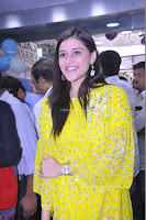 Mannara Chopra Looks Cute in Yellow Salwar Suit ~  Exclusive 17.JPG