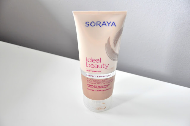 krem bb do ciała soraya ideal beauty body make-up perfect & moisture