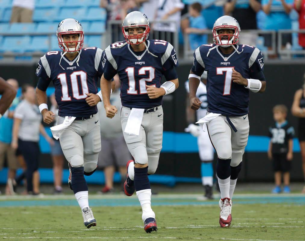 Patriots Life: Tom Brady quotes The Hangover on Instagram