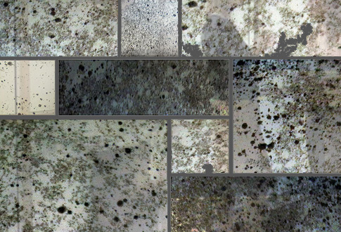 An Authentic Mercury Gl Tile Made From Hand Silvered And Distressed Mirror Of Unparalleled Beauty Reflective Patina It S Fierce
