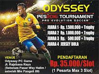 Info Kompetisi PES 2016 di Bandar Lampung Agustus 2016