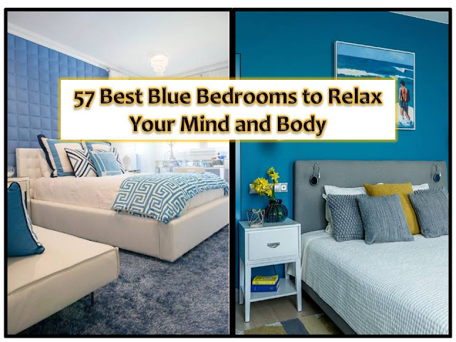 57 Best Blue Bedrooms To Relax Your Mind And Body