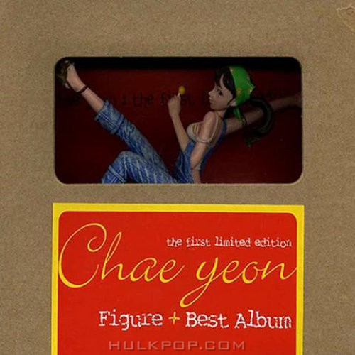 Chae Yeon – The First Limited Edition Chae Yeon Figure + Best Album (AAC)