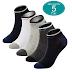 Amazon: $3.30 (Reg. $10.99) Men's Low Cut Socks, 5-Pack!