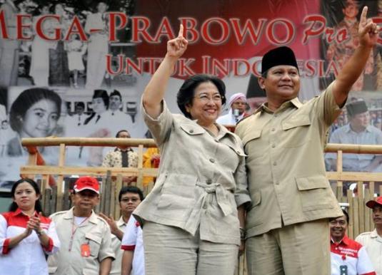 PDIP dan Gerindra Berkoalisi, Siapa Calon Presidennya