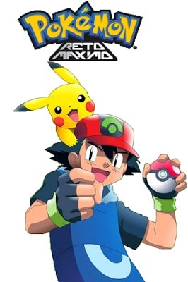 Pokemon - Temporada 7 Reto Máximo - Latino