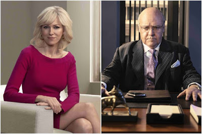 The Loudest Voice Miniseries Russell Crowe Naomi Watts Image 1