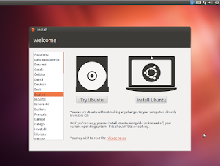 Or kick to flash if using flash equally the installer How To Install Ubuntu 12.04