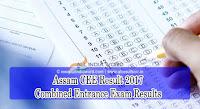 Assam CEE Results